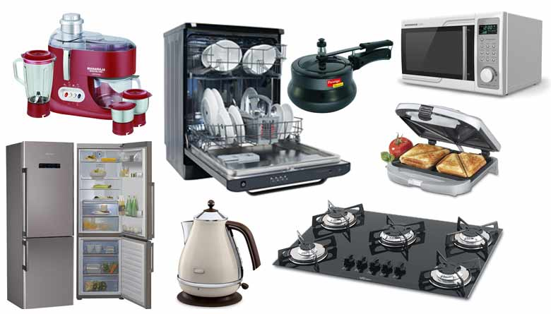 buying appliances for yor cookery